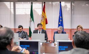 Marín traslada al Consejo Andaluz del Turismo sus estrategias para el crecimiento del sector