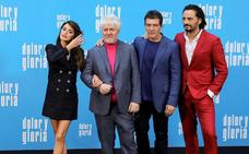 Banderas: «El cine es la única manera de Pedro para comunicarse con el mundo»