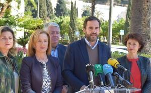 El socialista Daniel Pérez intenta sin éxito una moción de censura contra De la Torre