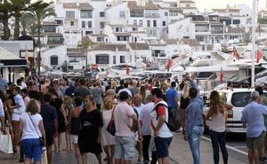 Puerto Banús refuerza su estrategia comercial para captar nuevas marcas de lujo