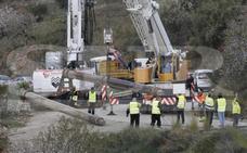 La Junta realiza el primer trámite para pagar el coste de las obras de rescate de Julen