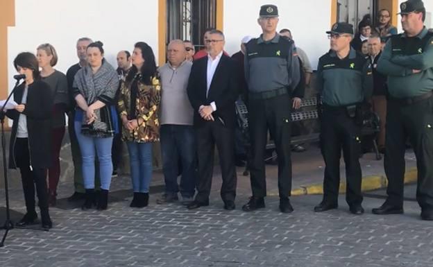 Montejaque despide a su vecina víctima del crimen machista de Estepona