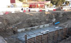 Finaliza la reparación de la tubería de El Trapiche que reventó hace un mes