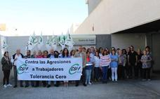 Los profesionales sanitarios de Málaga, los que más agresiones sufrieron en Andalucía en 2018