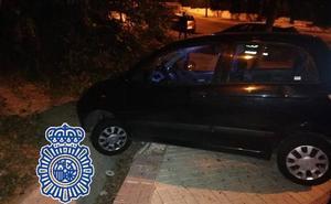 Detenido en Málaga por intentar atropellar a la expareja de su novia a quien trató de agredir con una sierra