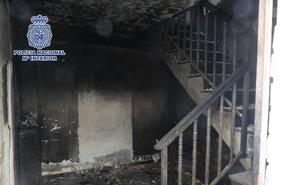 Intenta matar a un hombre quemando la vivienda por la que discutían en Benalmádena