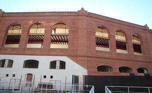 La rehabilitación de la plaza de toros de Málaga ya está al 60% y concluirá en julio