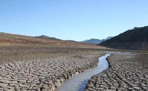 La sequía se agrava en Málaga con un febrero en que sólo ha llovido el 10% de lo normal
