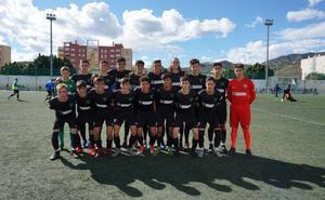 El Málaga salió vencedor de los derbis ante el Puerto Malagueño