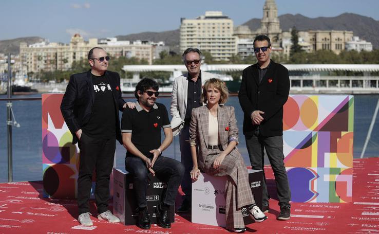 El 22 Festival de Cine de Málaga, en imágenes