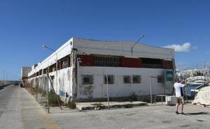 La Junta saca a licitación el proyecto para demoler la antigua lonja del puerto pesquero de Marbella