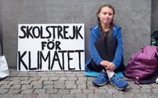 Nueva jornada de huelga estudiantil, esta vez contra el cambio climático