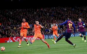 La lesión de Dembélé, caro peaje para el Barça