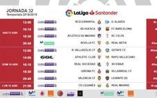 LaLiga fija que el Madrid juegue un lunes aprovechando su eliminación europea