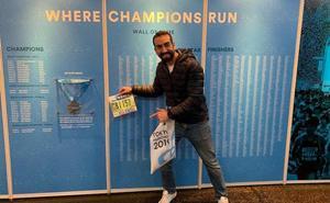 Proeza malagueña en maratón