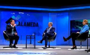 El rector de la Universidad de Málaga, José Ángel Narváez, protagonista del programa 'La Alameda'