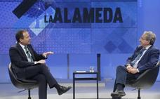 El rector de la Universidad de Málaga, en 'La Alameda'
