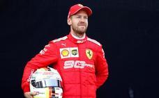 Primer examen a la candidatura de Vettel