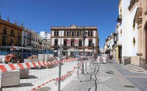 El Ayuntamiento invertirá 100.000 euros en una nueva tribuna de Semana Santa