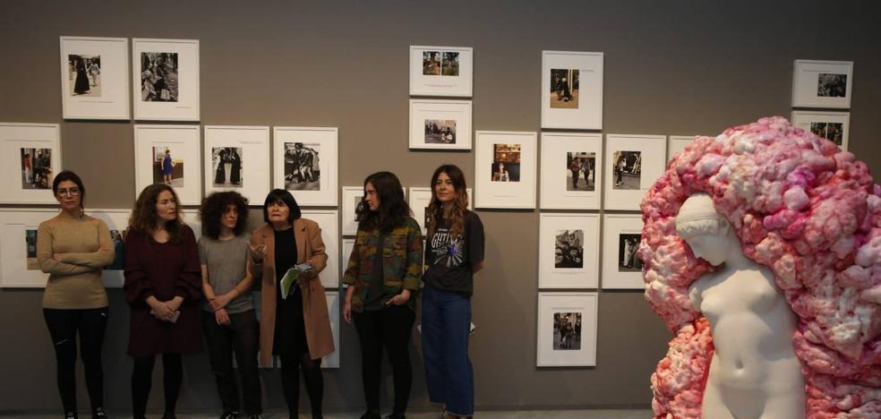 El Rectorado pone el foco en las artistas andaluzas contemporáneas