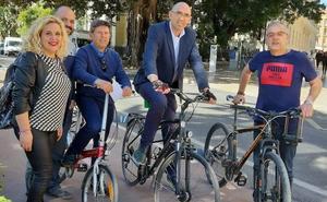 Málaga para la Gente rechaza la revisión del Plan Andaluz de la Bicicleta y exige a las administraciones su reanudación