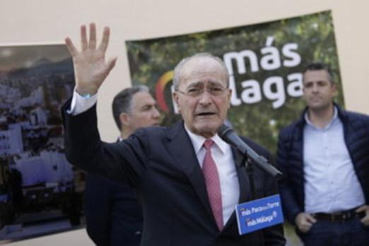 De la Torre afirma que la elección de Pablo Montesinos «potencia» la lista del PP de Málaga