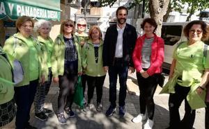 Daniel Pérez promete una 'segunda modernización' de los barrios de Málaga