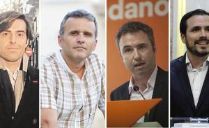 Los grandes partidos renuevan a sus números uno por Málaga
