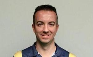 David Alcaide, primer español en un cuadro final de un torneo de snooker