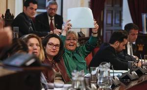 La oposición contesta a Porras que no quiere entrar en el «circo» que ha montado