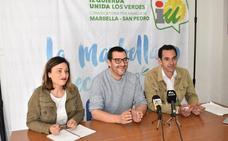Adelante Andalucía se compromete a «meter a Marbella» en el calendario de trabajo de la Junta