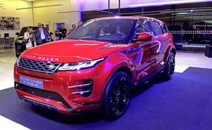 Sertasa Málaga presenta el nuevo Ranger Rover Evoque