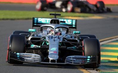 Hamilton y Mercedes muestran su verdadero rostro