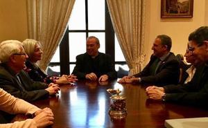 Junta y Obispado abren una nueva etapa de diálogo sobre la Catedral de Málaga