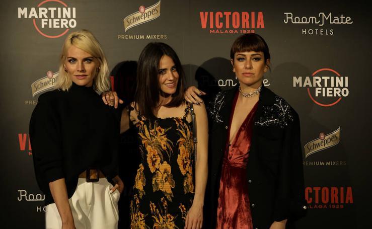 Las fiestas y cenas del Festival de Cine de Málaga