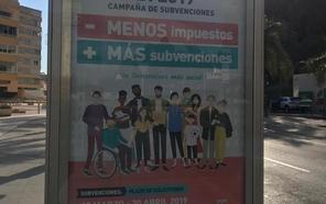 El PSOE, obligado a rectificar una campaña por usar recursos públicos con fines electoralistas
