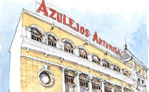 Málaga a trazos: Polígono Industrial Alameda