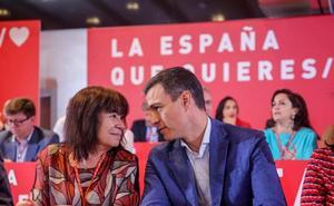 Sánchez limpia las listas propuestas por Andalucía