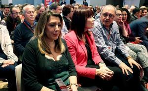 Susana Díaz, tras su desacuerdo con Sánchez por las listas: «Tomo nota»