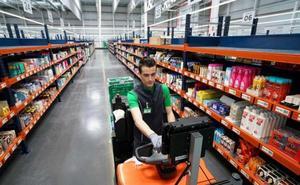Hacer la compra por Internet le cuesta a Mercadona 16 euros por cliente