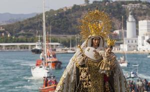La Archicofradía del Carmen planea que la procesión marítima sea por la mañana
