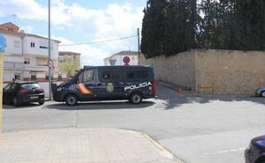 Operación antidroga en las Peñas, la Dehesa y la Ciudad