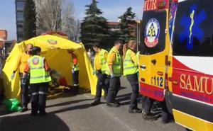 Hospitalizado grave tras sufrir una parada cardiaca durante la Media Maratón Universitaria de Madrid