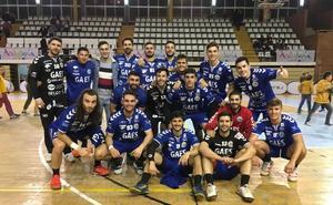 El Gaes Málaga acelera hacia la fase de ascenso con cuatro victorias consecutivas