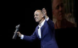 Javier Gutiérrez reina en el Cervantes