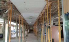 Adaptar el Hospital Noble para la agencia de la ONU en Málaga costará medio millón