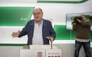 PSOE-A critica que Junta no aclare definitivamente cuándo presentará el Presupuesto: «¿Tantos recortes va a haber?»