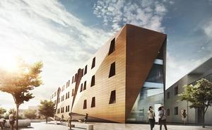 Conceden la licencia de obras para una residencia de estudiantes detrás del hotel IBIS