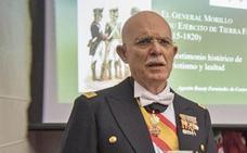 Un general retirado encabeza la lista de Vox al Congreso por Cádiz