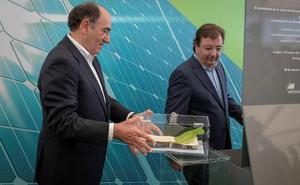 Iberdrola inicia la sustitución de las nucleares con la mayor fotovoltaica de Europa